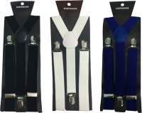 atyourdoor Y- Back Suspenders for Men(Multicolor)