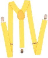 Eccellente Y- Back Suspenders for Men(Yellow)