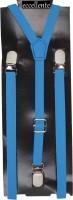 Eccellente Y- Back Suspenders for Men(Blue)