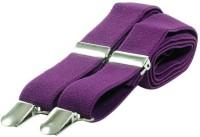 loopa Y- Back Suspenders for Men(Purple)