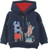Beebay Full Sleeve Printed Boys Sweatshirt