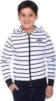 Kids-17 Full Sleeve Striped Boys Sweatshirt