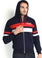 Sports 52 Wear Full Sleeve Striped Men Sweatshirt