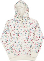 Elle Kids Full Sleeve Printed Girls sweatshirt