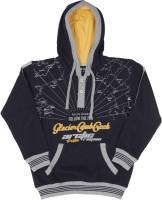 Gini & Jony Full Sleeve Printed Boys sweatshirt
