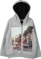 Beebay Full Sleeve Self Design Boys Sweatshirt