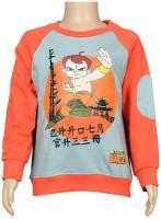 Chhota Bheem Full Sleeve Printed Boys Sweatshirt