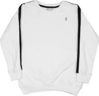 Gini & Jony Full Sleeve Solid Boys sweatshirt