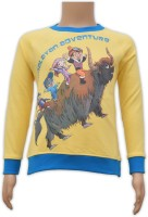Chhota Bheem Full Sleeve Printed Boys Sweatshirt