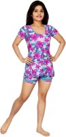 Comix Printed Women's Swimsuit