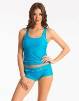 PrettySecrets Solid Women's Swimsuit