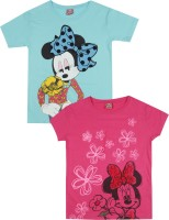 Disney Princess Girls Printed T Shirt