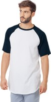 Bewakoof Solid Men's Round Neck White T-Shirt thumbnail