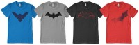 DNA Graphic Print Men's Round Neck Blue, Grey, Black, Red T-Shirt(Pack of 4)