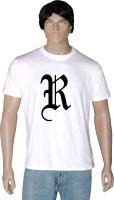 Tshirt.in Graphic Print Men's Round Neck White T-Shirt