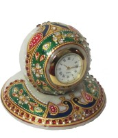 https://rukminim1.flixcart.com/image/200/200/table-clock/d/x/f/ecraftindia-colorful-stone-studded-marble-table-with-peocock-original-imadyyf2ggec5phq.jpeg?q=90