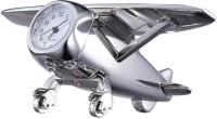 Sonic Analog Silver Clock