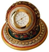 Shreeng Analog Multicolor Clock