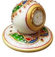 DivineCrafts Analog Multicolor Clock