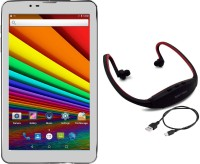 Unic U2 Tablet with Neckband 8 GB 7 inch with Wi-Fi+3G Tablet(White)