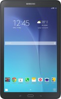 Samsung Galaxy Tab E 8 GB 9.6 inch with Wi-Fi+3G Tablet (Metallic Black)