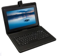 Unic U2 with Keyboard 8 GB 7 inch with Wi-Fi+3G Tablet(Black)