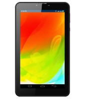 Swipe Slice 3G 4 GB 7 inch with Wi-Fi+3G Tablet (Black)