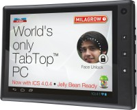 Milagrow MGPT04 - 4GB Tablet