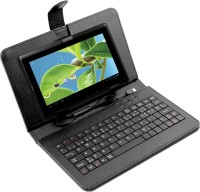 Datawind Vidya Tablet with Keyboard 4 GB 7 inch with Wi-Fi Only Tablet (Black)