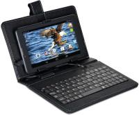 Swipe Swipe Calling Tab With Keyboard 4 GB 7 inch with Wi-Fi+2G Tablet(Black)