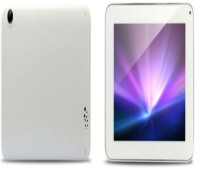 Shrih White 7 Inch Calling Tablet 4 GB 7 inch with Wi-Fi+3G Tablet (White)