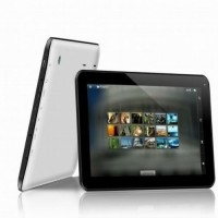 Shrih SH-0013 8 GB 10.1 inch with Wi-Fi+2G Tablet(Black & White)