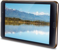 iBall Bio-Mate 8 GB 8 inch with Wi-Fi+3G Tablet (Cobalt Brown)