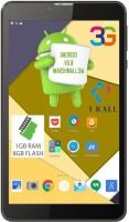 I Kall IK2 (1GB + 8GB) Dual Sim 3G Calling 1 GB RAM 8 GB ROM 7 inch with Wi-Fi+3G Tablet (Black)