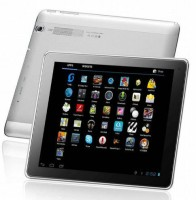 Shrih 9.7inch Tablet 4 GB 9.7 inch with Wi-Fi+3G Tablet (Silver)