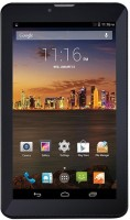 Swipe Slash 2G 4 GB 7 inch with Wi-Fi+2G Tablet (Black)