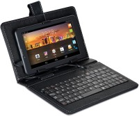 Unic N2 with Keyboard 4 GB 7 inch with Wi-Fi+3G Tablet(Black)