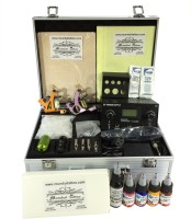 Mumbai Tattoo TATTOOKIT04 Permanent Tattoo Kit