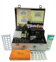 Mumbai Tattoo TATTOOKIT08 Permanent Tattoo Kit