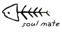 Smilendeal T1588 Removeable Temp Body Tattoo - Soul Mate Style(Soul Mate)