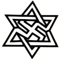 Smilendeal T1655 Removeable Temp Body Tattoo - Star Style(Star)