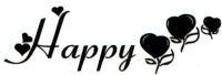 Smilendeal T1821 Happy Temp Body Tattoo(Happy) - Price 120 60 % Off