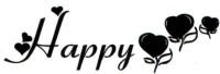 Smilendeal T1821 Happy Temp Body Tattoo(Happy) - Price 120 60 % Off
