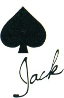 Smilendeal T1758 Removeable Temp Body Tattoo - Jack Style(Jack)