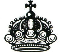 Smilendeal T1551 Removeable Temp Body Tattoo - King Style(King)
