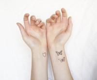 SENECIO� Butterflies Mini Design Temporary Body Tattoo(Butterfly) - Price 129 71 % Off