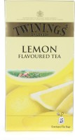 Twinings Flavoured Lemon Black Tea(50 g, Box)