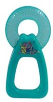 NUBY Coolbite Water Filled Teether Teether(Green)