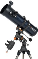 CELESTRON AstroMaster 130EQ Reflecting Telescope(Manual Tracking)