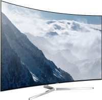 Samsung 138cm (55 inch) Ultra HD (4K) Curved LED Smart TV(UA55KS9000KLXL)